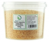 Tutti Frutti Popping Candy / Crackle Crystals (500g)