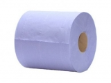 Vegware - BLUE Centrefeed Roll 100% Recycled 2-Ply 150m (6-Pack)