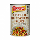 Amoy - Crushed Yellow Bean Sauce (450g)