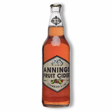 Annings Cider - Strawberry & Lyme (500ml) 4% ABV