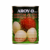 Aroy-D Rambutan in Syrup - Tin (530ml) - OFFER