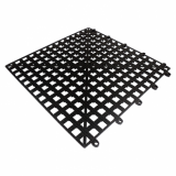 Bar Shelf Tile - 13 x 13 inch (Black)
