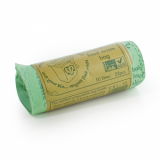 Compostable Green Biobags - 10 Litre (Roll of 25)