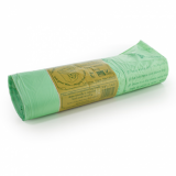 Compostable Green Biobags - 140 Litre (Roll of 10)