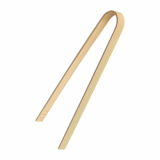 Biodegradable Mini Bamboo Tongs (Pack of 50)