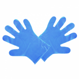 Bio Compostable BLUE Food Prep Gloves (Box of 100)