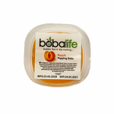 Bobalife - Peach Bursting Bubbles (100g)