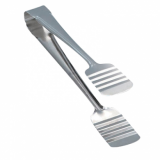 Cake Serving Tongs (Stainless Steel)