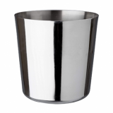 Chip/Appetiser Serving Cup - Stainless Steel (400ml)
