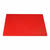 Chopping Board - Red (45cm x 30cm)