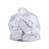 Clear Oxo Degradable Refuse Sacks (90 Litre) - Heavy Duty