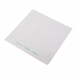 Bio Compostable Bag - Clear Front/White Back (190 x 190mm) x 1000