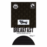 Cosy Tea - Breakfast Tea (20 bags) Organic Fairtrade
