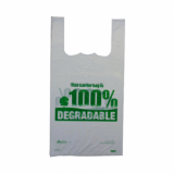 Biodegradable Plastic Carrier Bags (Extra Large) - Pack of 100