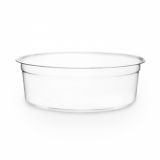 Bio Compostable Deli Pots (117mm Rim) - 8oz/220ml (Pack of 50)
