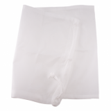 Straining Bag - White Polypropylene (30cm x 45cm)