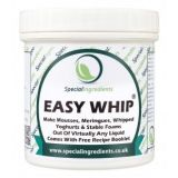 Easy Whip (100g) with free recipe booklet