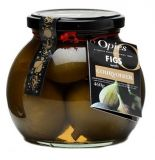 Opies Preserves in Globe Jar - Figs in Courvoisier (460g)
