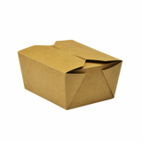 Vegware No. 1 Food Carton 700ml (Pack of 25)