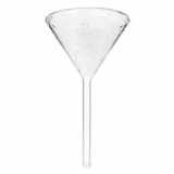 Mini Glass Funnel - 55mm (Do Not Use With Boiling Water)