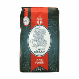 Plain Flour (1.5kg) - Green Dragon