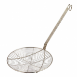 Heavy-Duty Skimmer - 25cm/10 inches (Stainless Steel)