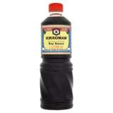 Kikkoman Naturally Brewed Soy Sauce (1L)