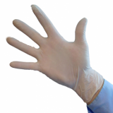 Biodegradable Powder-Free Latex Gloves - Pack of 100 (Extra Small)