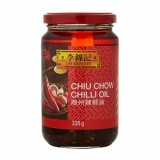 Lee Kum Kee - Chiu Chow Chilli Oil (335g)