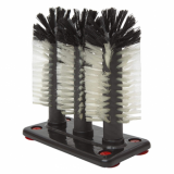 Manual Glass Washer (3 Brush)