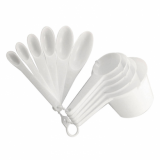 Measuring Spoons & Cups Set (11 Piece)