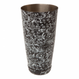 Mezclar - Boston Can (28oz) - BLACK FLORAL