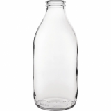 Pint Milk Bottle (568ml) - Slight Second