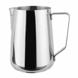 Milk Jug - Stainless Steel (12oz / 350ml)