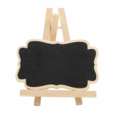 Mini Chalkboard Easel - 70mm x 48mm (Single)