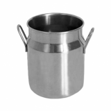 Mini Milk Churn - Stainless Steel (470ml)