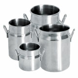 Mini Milk Churn - Stainless Steel (145ml)