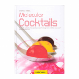 Molecular Cocktails Book - GERMAN Version - WAS £9.99