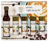 Monin - Coffee Syrup Gift Set (5 x 50ml)
