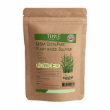 MSM DistilPure™ Plant Based Sulphur POWDER - 125g