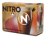 Nitro N2 Nitrogen Charger Bulbs (Box of 10)