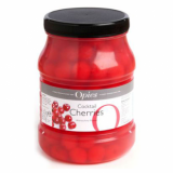 Opies - Cocktail Cherries - Red Maraschino with Stem (1.65kg)