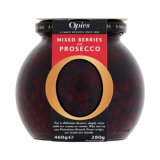 Opies Preserves in Globe Jar - Mixed Berries with Prosecco (460g)