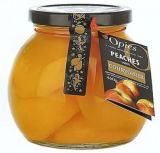 Opies Preserves in Globe Jar - Peaches in Courvoisier (460g)