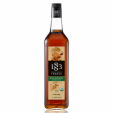 Routin 1883 Syrup - Organic Caramel (1 Litre) - Glass Bottle
