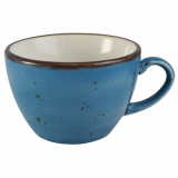 Elements Cappuccino Cup (285ml) - Ocean Mist CLEARANCE