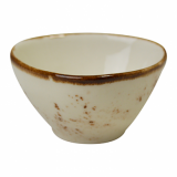 Elements Rustic Shaped Ramekin - Sandstorm