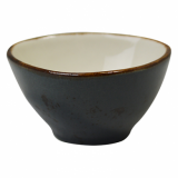 Elements Rustic Shaped Ramekin - Slate Grey
