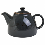 Elements Teapot (570ml) - Slate Grey