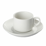Orion Espresso CUP (80ml) - White Porcelain